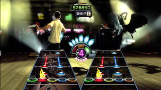 Operation Ground And Pound - Dragonforce - Expert 100% | Guitar Hero III [Co-op]
