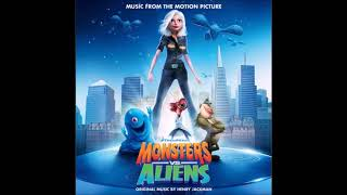 Monsters Vs Aliens Sountrack - Roses are Red - Aqua