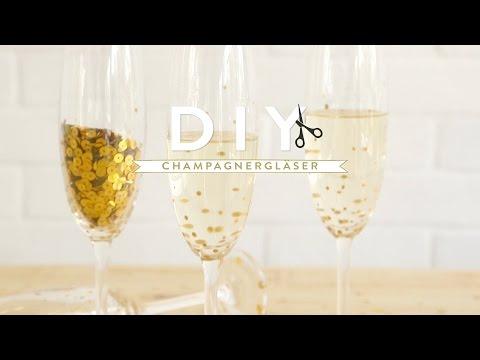 Champagnergläser | WESTWING DIY-Tipps