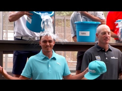 Ice Bucket Challenge: U.S. Ryder Cup Team