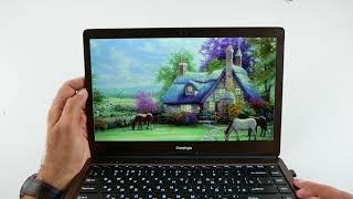 Тонкий, но мощный ноутбук Prestigio Smartbook 133S / Арстайл /