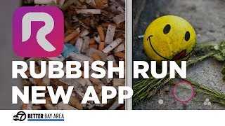Trash team helping keep San Francisco streets clean with app