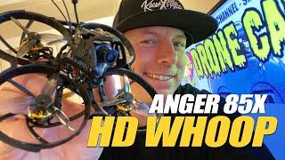 $135 HD WHOOP! - Geelang Anger 85X HD Whoop - REVIEW & FLIGHTS ????