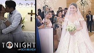 TWBA: Kaye Abad And Paul Jake Castillo Wed In Cebu!