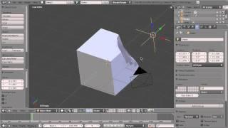Blender: Using the Cast Modifier - Tip