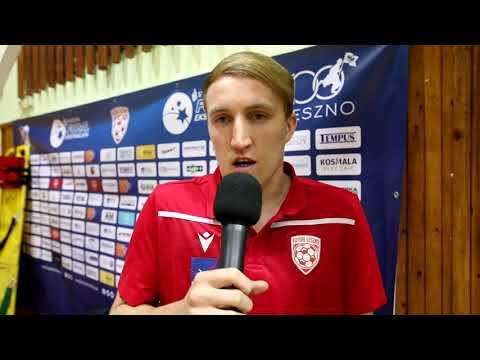 Wideo1: Kulisy meczu GI Malepszy Futsal Leszno - Acana Orzeł Jelcz-Laskowice