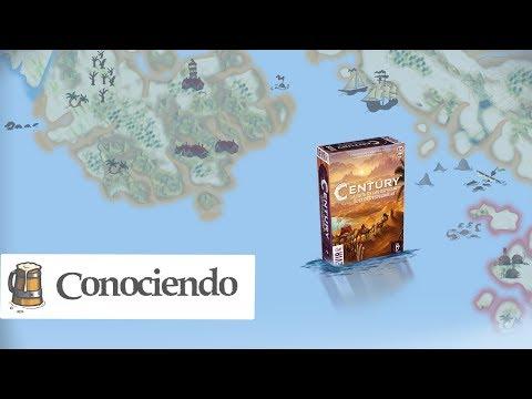 Conociendo Century: La Ruta de las Especias