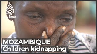 Hundreds of children in Mozambique separated from families