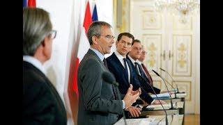 Finanzminister Hartwig Löger Zur Steuerreform