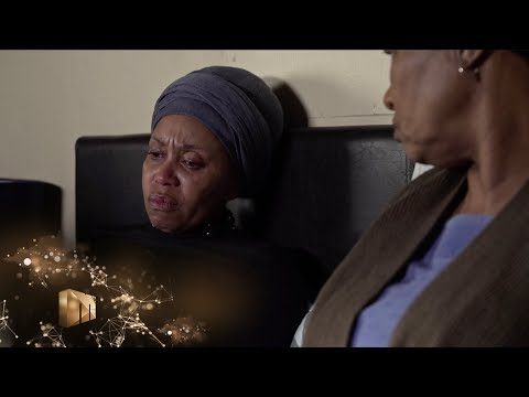 Kefilwe's death a big blow to the family – The Throne | Mzansi Magic