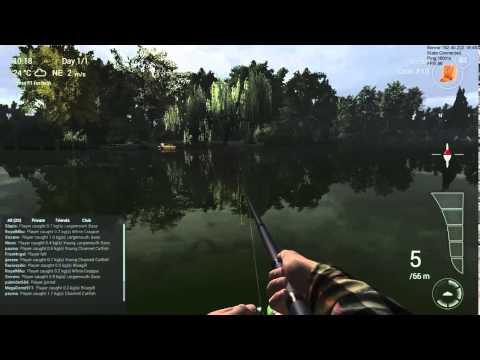 Video che pesca in Severobaykalsk