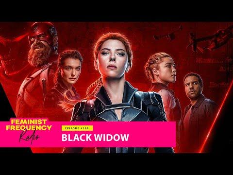 Feminist Frequency Radio 169: BLACK WIDOW