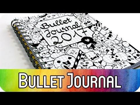 Bullet Journal für Anfänger: Einführung & Setup 2017 - inkl. Dekorationsideen für den Planner