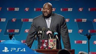 NBA 2K18 - טריילר מהדורת Shaq Legend רשמי