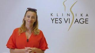 Alice Bendová o Klinike YES VISAGE
