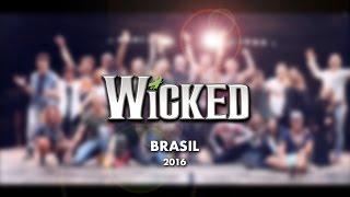 Elenco De Wicked Brasil - Desafiar A Gravidade