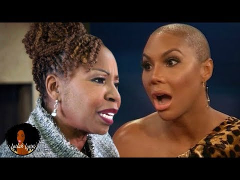 , title : 'Iyanla Vanzant Threatening LEGAL ACTION Over Tamar's Comments On Wendy Williams (Allegedly)'