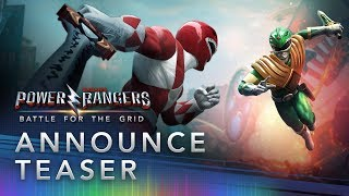 Power Rangers: Battle for the Grid's cross-platform brawls