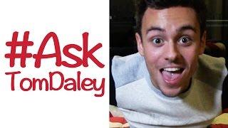 Gambar cover Ask Tom Daley