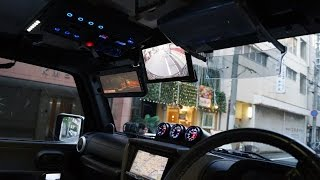 JeepWranglerCockpitジープラングラーコクピット