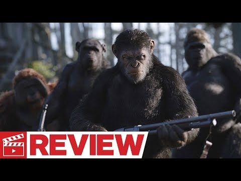 War for the Planet of the Apes (2017) Movie Review