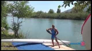 Intervista a Mariano Bifano - Campione italiano canoa k1 - Trekking TV