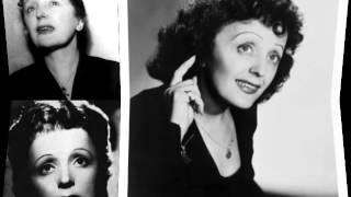 Edith Piaf - A quoi ca sert l'amour