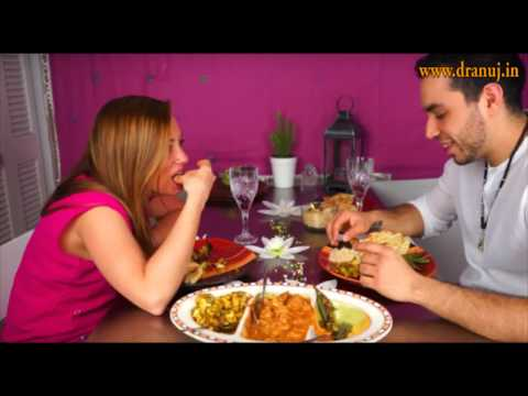Salát s masem pro diabetiky