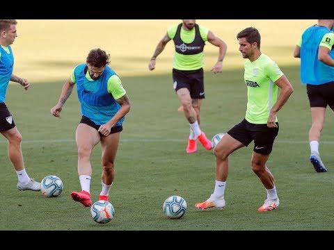 Benkhemasa y Boulahroud se unen a la lista de lesionados del Málaga