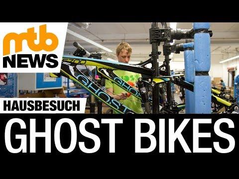 Hausbesuch: Ghost Bikes