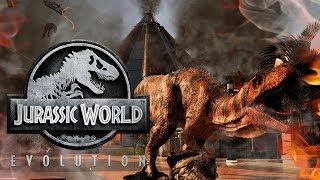 Мир удовольствий / Jurassic World Evolution