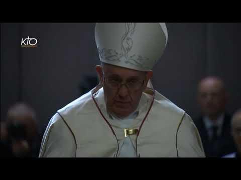 Messe à Sainte Marie Majeure - Ouverture porte sainte de la Miséricorde