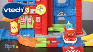 Go! Go! Smart Wheels Save the Day Fire Station from VTech