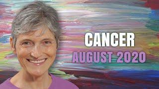 Cancer August 2020 Astrology Horoscope Forecast