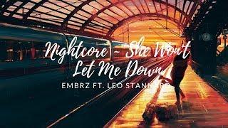 Nightcore ~ She Won't Let Me Down