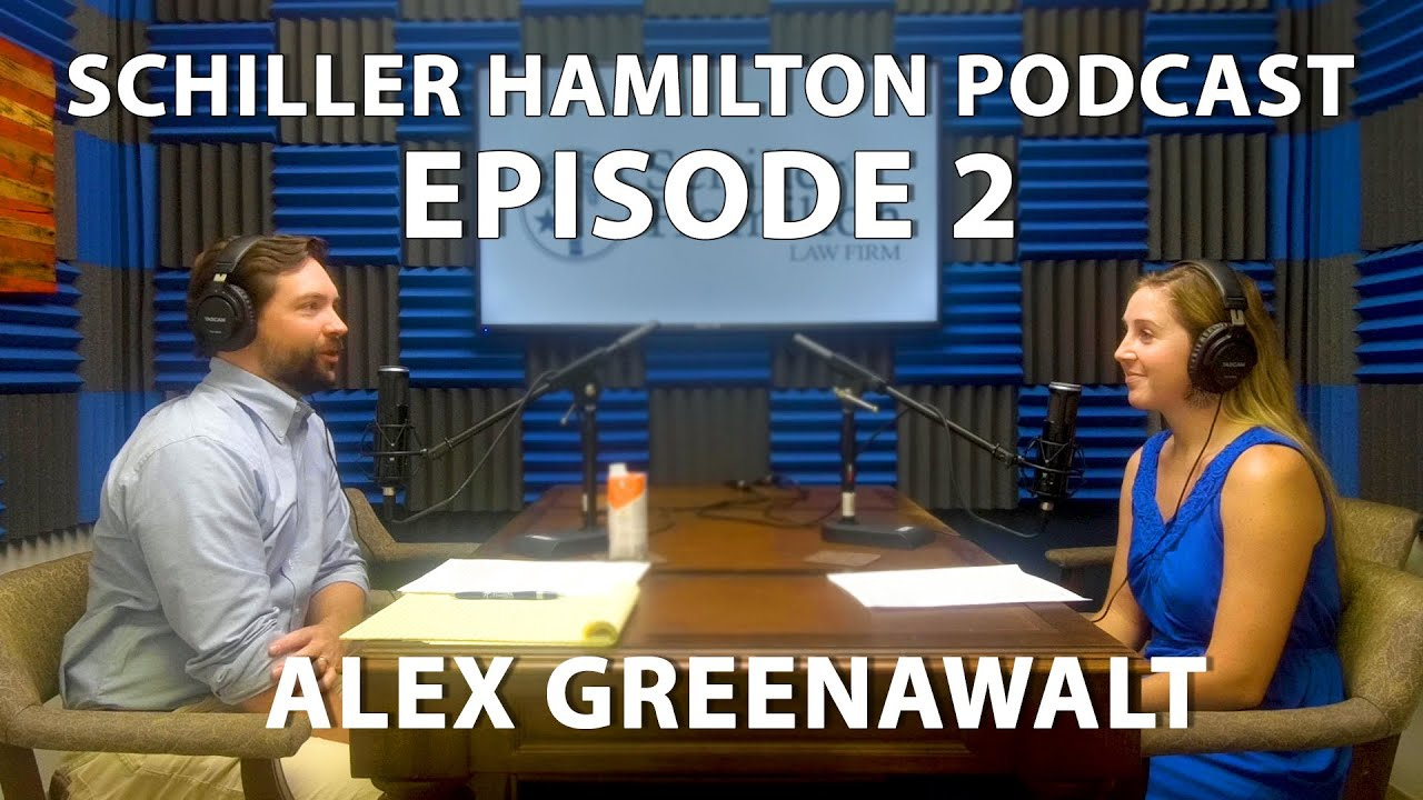 Podcast #2 | Alex Greenawalt