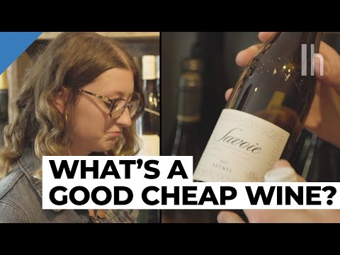What to Look for When Buying Cheap Wine
