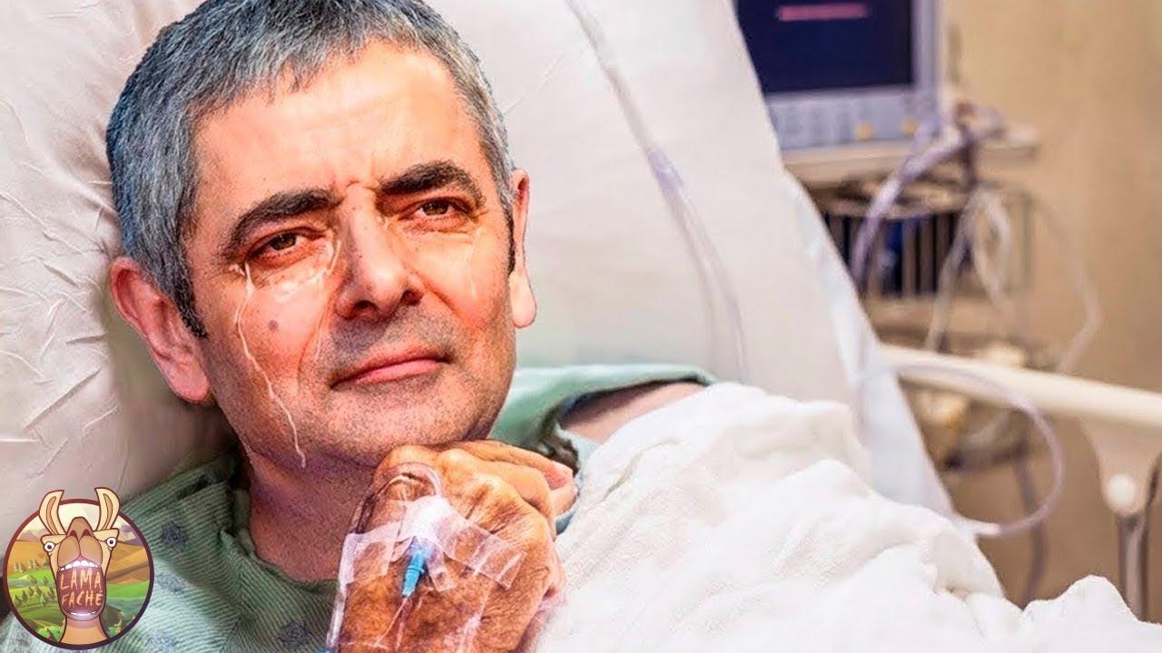 À Dieu Mr Bean… La Vérité Derrière Sa Mort   Lama Faché