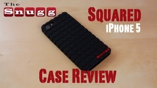 Snugg iPhone 5 Squared Protective Case Cover Review | Pros & Cons
