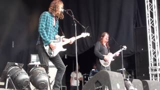 Shaking Godspeed feat.Rocco Ostermann – Zwarte Cross 2013