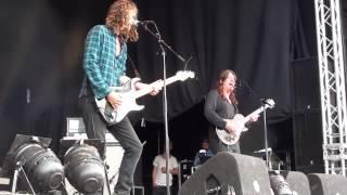 Shaking Godspeed feat.Rocco Ostermann – Zwarte Cross 2013