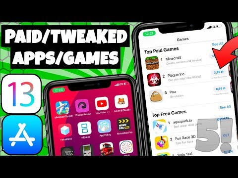 Download Paid Apps For Free Ios Without Jailbreak 2019