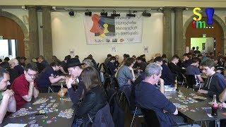 Die Deutsche Mannschaftsmeisterschaft im Brettspielt - DMMiB - 2019 -