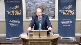 "January 20, 2021 PM – ""The Model Prayer, Part 2"""