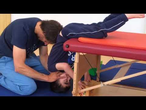 Behandlung von Osteoarthritis des Rücken und Nacken