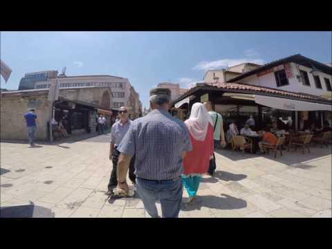 Bascarsija, Sarajevo old town