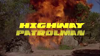 Alex Cox's Highway Patrolman – Official Trailer