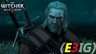 Witcher 3 Modded Gameplay E3IG Mod