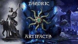 TOP 5 DAEDRIC ARTEFACTS IN SKYRIM