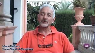 Il Teatro Stabile di Barcellona (Video)
